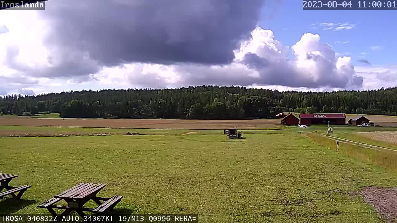 Väderkameran på Troslanda